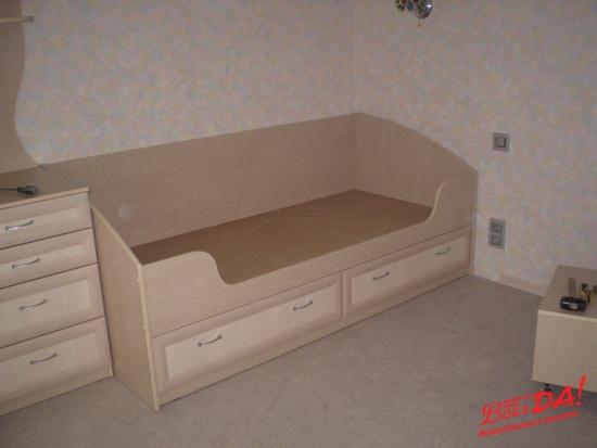 Звоните! купить Детская кровать с выдвижными ящиками, под заказ в Киеве в Киеве, продажа Детская кровать с выдвижными