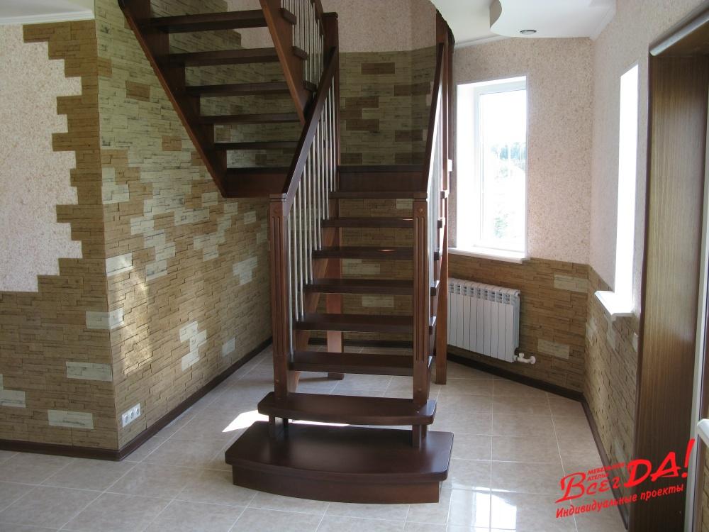 фото лестниц в доме с эркером лучшие фото